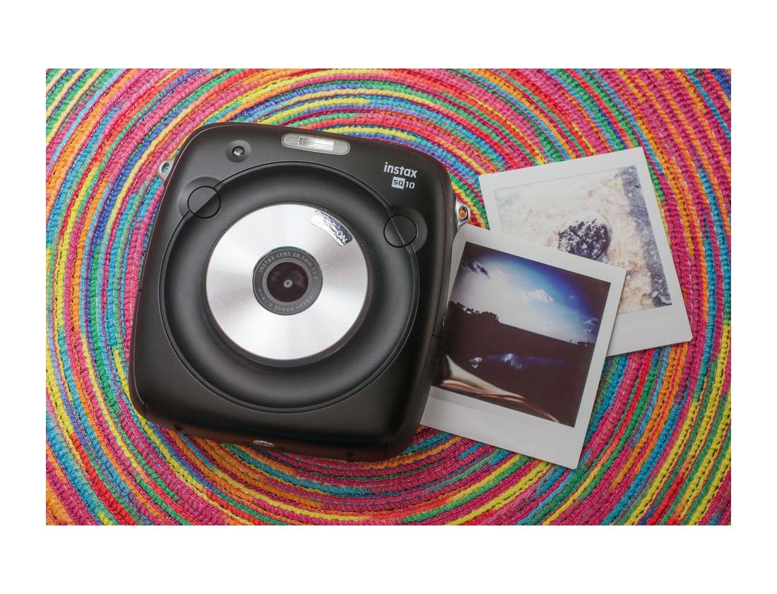 Fujifilm Instax Square SQ10 Impressions Review